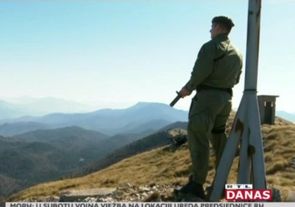 Photo of VIDEO Lička Plješivica – najzahtjevniji teren za nadzor hrvatske granice