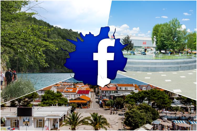 Photo of Facebook stranice gradova i općina županije; tko je jači – Gospić, Novalja ili Plitvička jezera?