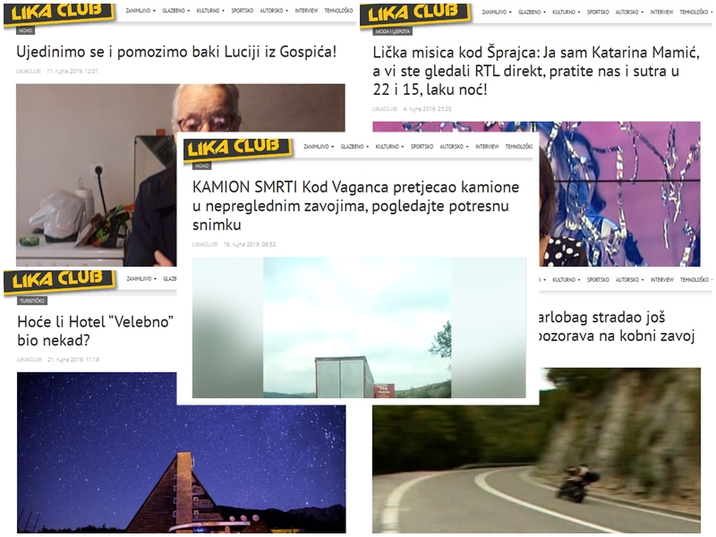 Photo of TOP 5 Što se najviše čitalo u rujnu? Hotel Velebno, kamion smrti, apel za pomoć baki Luciji…