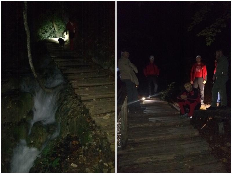 Photo of NOĆNA POTRAGA Turisti zalutali na Plitvičkim jezerima, spašavao ih HGSS