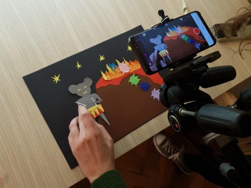 Photo of Prijavite se na radionicu stop animacije u Gospiću!