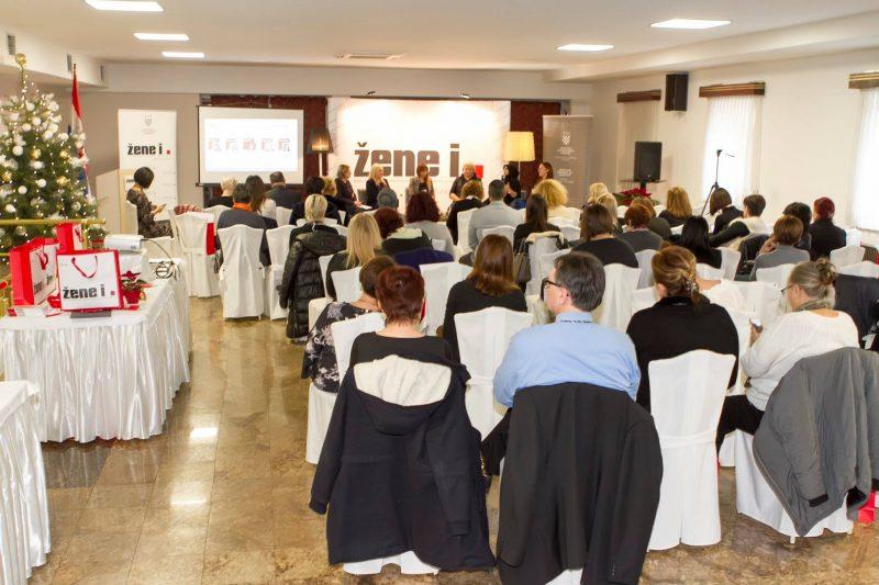 Photo of U PROSINCU Šesnaest uspješnih poduzetnica na međunarodnoj konferenciji u Otočcu!
