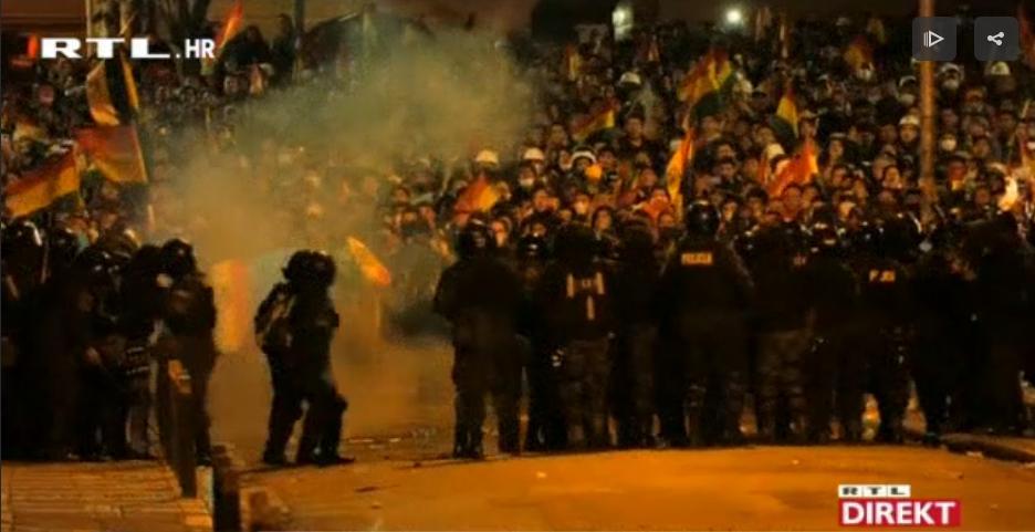 Photo of VIDEO Masovni prosvjedi diljem svijeta od Hong Konga do Čilea