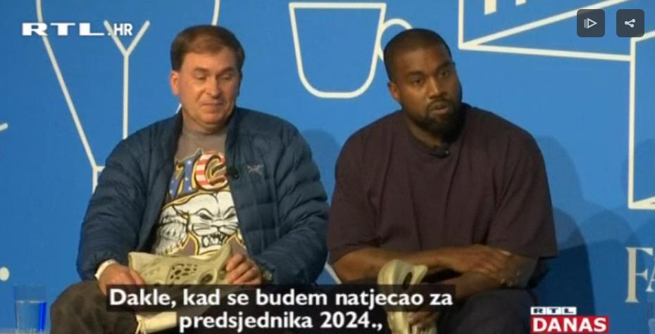 Photo of VIDEO Hollywood i politika idu ruku pod ruku: Kim Kardashian mogla bi biti prva dama SAD-a