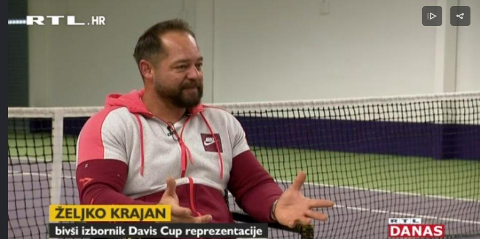 Photo of VIDEO Željko Krajan otkriva svoju stranu priče oko odlaska iz Davis Cup reprezentacije
