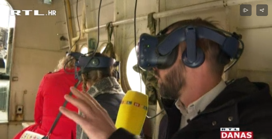Photo of VIDEO Doživite djelić ratnih događanja u Memorijalnom centru Domovinskog rata zahvaljujući – virtualnoj stvarnosti