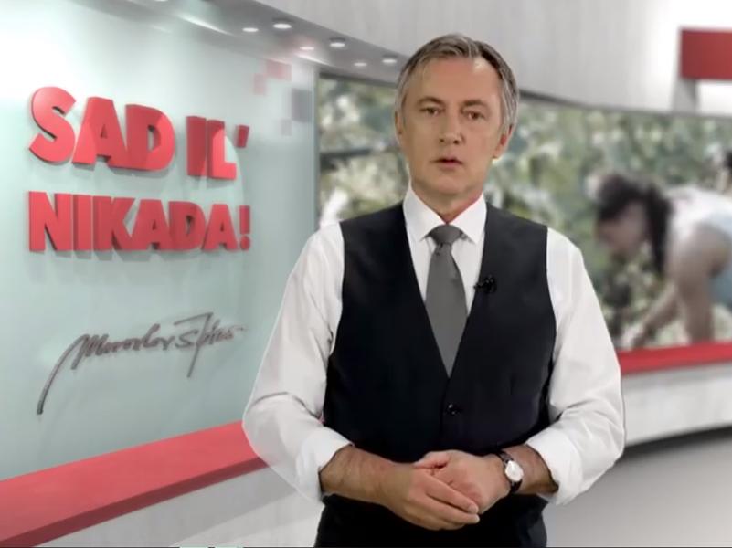 Photo of VIDEO Miroslav Škoro odlučio prekinuti kampanju za izbor predsjednika Hrvatske