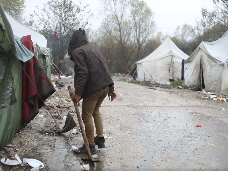 Photo of VIDEO Komentari čitatelja na snimku iz kampa Vučjak većinom osuđujući, često pitaju – gdje su žene i djeca?