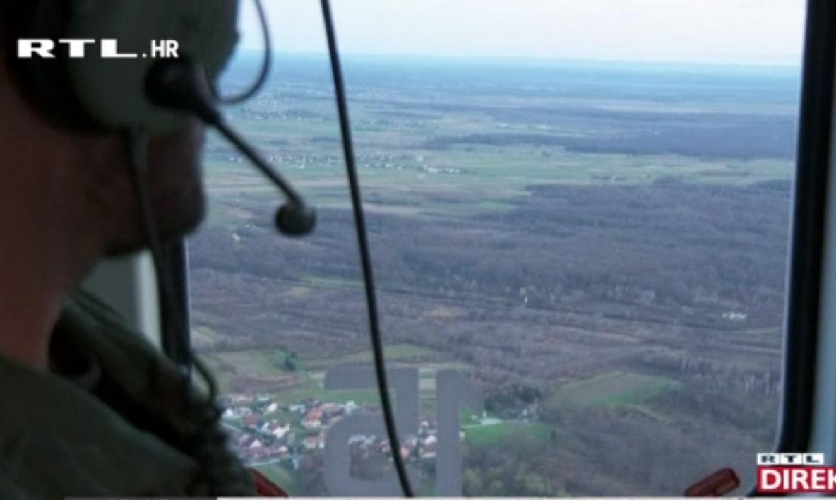Photo of VIDEO Hrvatska policija najmodernijom opremom gotovo danonoćno nadzire državnu granicu