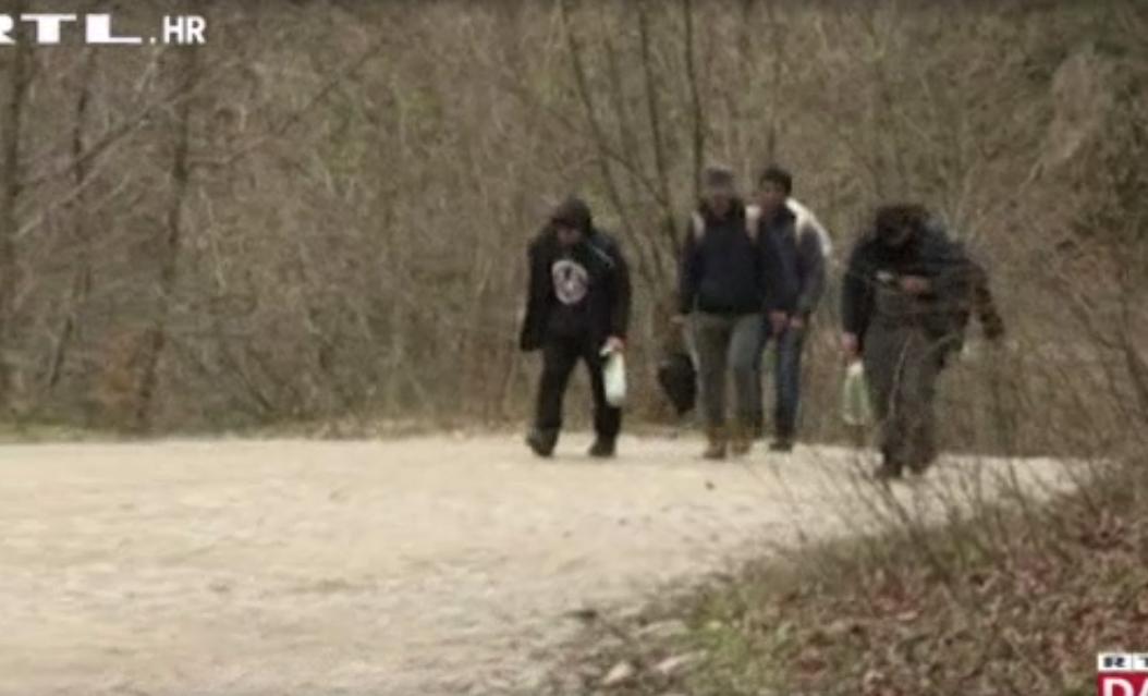 Photo of VIDEO Detalji velike policijske akcije u zaleđu Rijeke, priveden 71 ilegalni imigrant