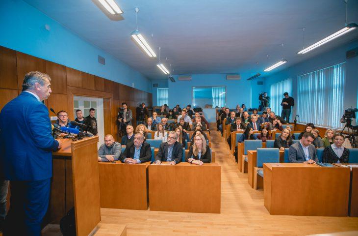 Photo of U ponedjeljak održana 5. sjednica Županijske skupštine