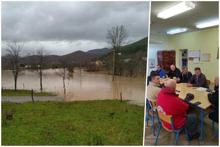 Photo of Poplava u Pazarištima, proglašene izvanredne mjere obrane od poplava