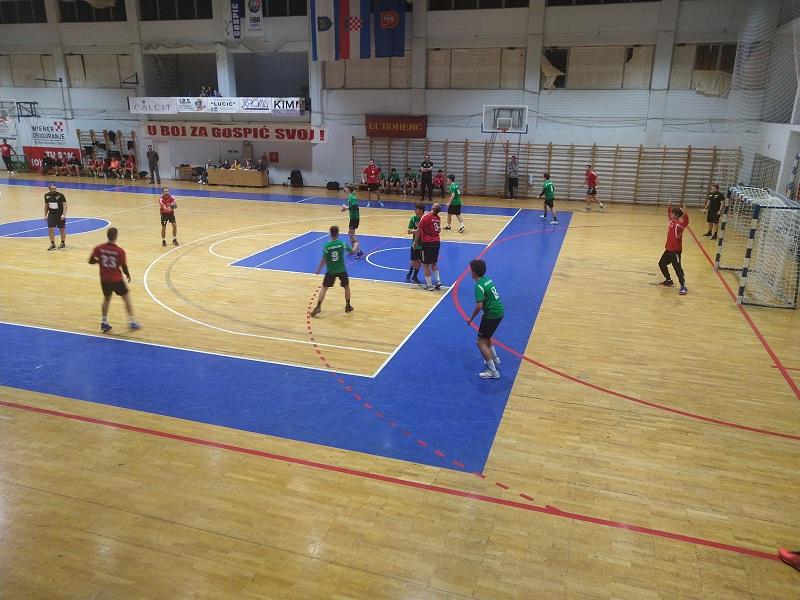 Photo of Prepune tribine obilježile rukometnu utakmicu u Gospiću