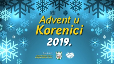 Photo of Predstave, Kotlićijada, doček uz Dinamico Band – ne propustite Advent u Korenici!