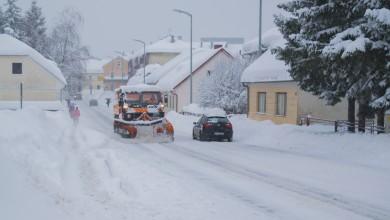 Photo of SNJEŽNI PONEDJELJAK U Lici se sutra očekuje do 30 cm snijega!