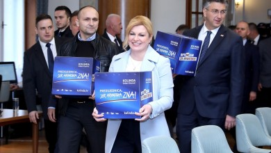Photo of Kolinda Grabar-Kitarović predala potpise, Lika podbacila