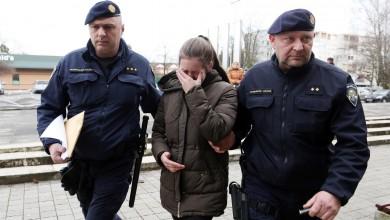 Photo of Privedena djevojka iz Gospića, osumnjičena da je pregazila policajca i pobjegla