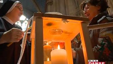 Photo of VIDEO Betlehemsko svjetlo stiglo u Zagrebačku katedralu