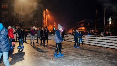 Photo of PRIKUPLJANJE DONACIJA NA GOSPIĆKOM KLIZALIŠTU U subotu svi na klizanje za Josipa!