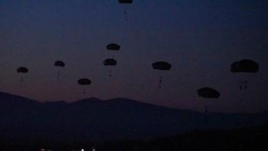 """Photo of VIDEO Izvršen padobranski desant na Udbinu u vježbi """"SERRATED EDGE"""""""