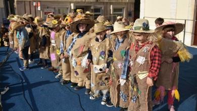 Photo of Dječje maškare su vladari Novalje u veljači, svake nedjelje