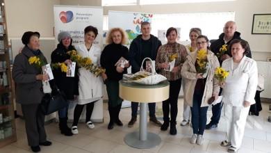 Photo of U Gospiću obilježen 13. Hrvatski dan mimoza – nacionalni dan prevencije raka vrata maternice