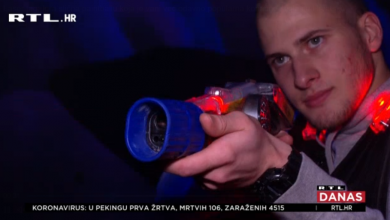 Photo of VIDEO Popularna igra slična Paintballu napokon došla u Hrvatsku!