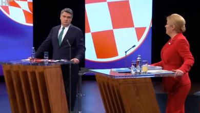 Photo of Grabar-Kitarović prozvala Milanovića da je spalio vanjsku politiku, a on nju da ne zna fiskalnu politiku