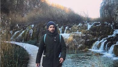 Photo of Janko Popović Volarić uživao u zimskoj čaroliji Plitvičkih jezera
