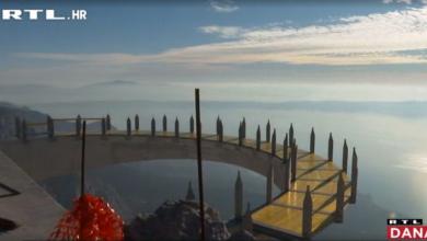 Photo of VIDEO Biokovo će na proljeće dobiti stakleni vidikovac nad ponorom