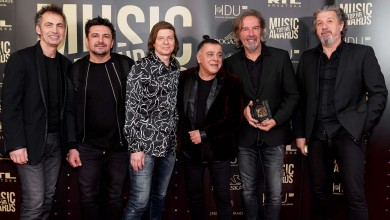 Photo of Parni valjak, Vojko V, Damir Kedžo i Franka dobitnici Top.HR Music Awardsa