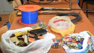 Photo of Na području Lovinca 65-godišnjak skrivao arsenal oružja