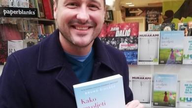 Photo of Sutra u Gospiću književni susret s Brunom Šimlešom