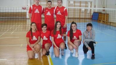 Photo of Učenici Strukovne škole Gospić prvaci županije u badmintonu