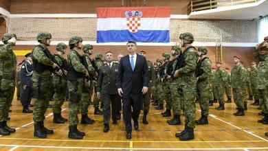 Photo of Predsjednik Republike na svečanom obilježavanju 26. obljetnice Počasno-zaštitne bojne