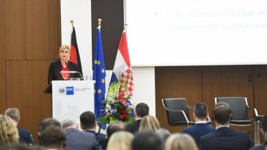 Photo of Predsjednica otkrila zašto je za posljednje putovanje izabrala Njemačku