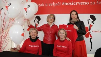"""Photo of FOTO Održani besplatni neurološki pregledi za građane u sklopu akcije """"Dan crvenih haljina"""""""
