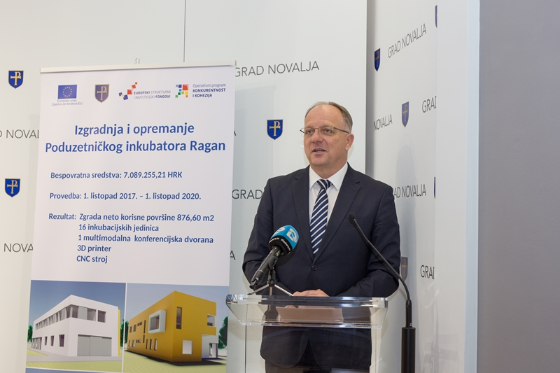 Gradonačelnik Novalje - Ante Dabo