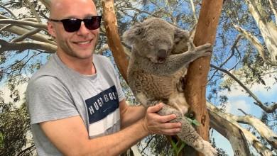 Photo of Grupa Vigor rasprodala koncerte u Australiji i posvojila koalu
