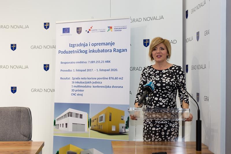 Pomoćnica ministra za gospodarstvo, poduzetništvo i obrt - Ana Mandac