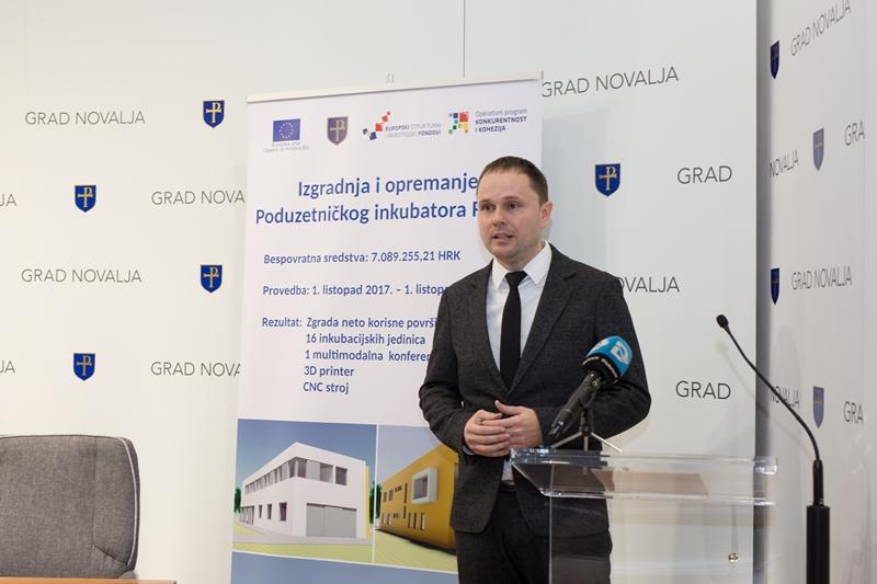 Pomoćnik ministra za gospodarstvo, poduzetništvo i obrt - Damir Juzbašić