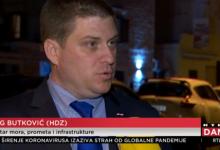 Photo of VIDEO Ministar Butković objasnio stanje s Pelješkim mostom i kada se očekuje završetak radova