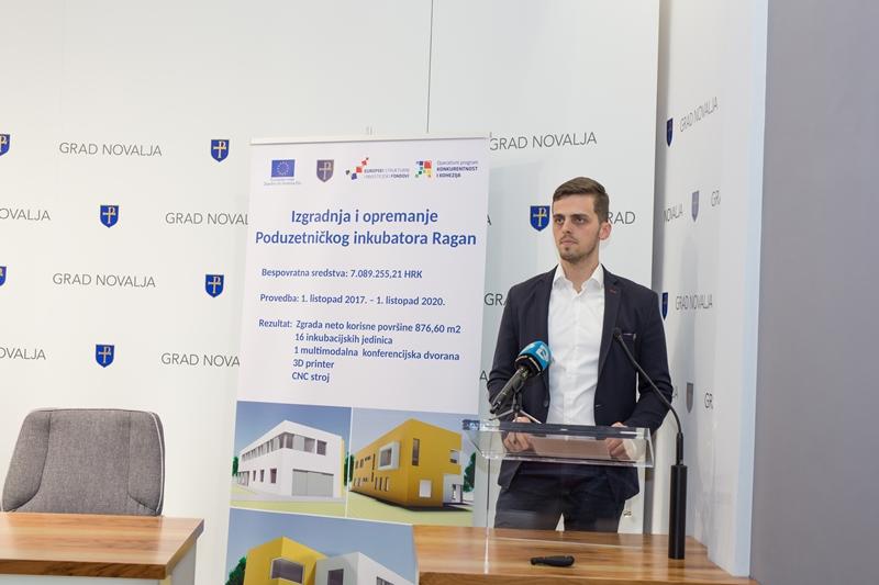 Viši stručni suradnik za europske integracije i gospodarstvo - Dinko Škunca