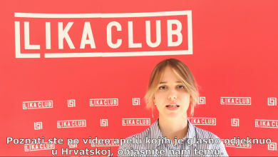 Photo of VIDEO Ena Rajić za Lika Club o svom talentu, TEDx nastupu, i videima o političarima