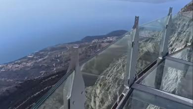 Photo of VIDEO Splitski planinari isprobali staklenu šetnicu na 1228 metara nadmorske visine