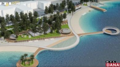 """Photo of VIDEO Preuređenje plaža u Zadru: """"Bit će bolje od onih u Miamiju"""""""