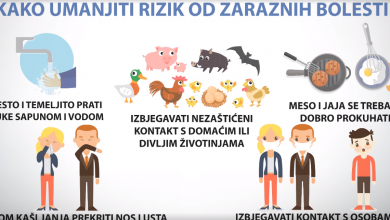 Photo of VIDEO Sve o koronavirusu na jednom mjestu