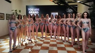 Photo of Perušićanka Andrea Erjavec u borbi za titulu Miss Universe Hrvatske