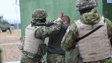 Photo of Međunarodna vojna vježba na Gašincima i Udbini