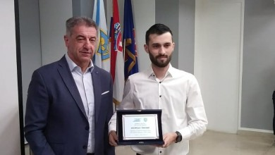 Photo of Leopold Špehar dobio nagradu za razvoj sporta u Ličko-senjskoj županiji